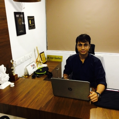 Dr. Arpit Choudhary